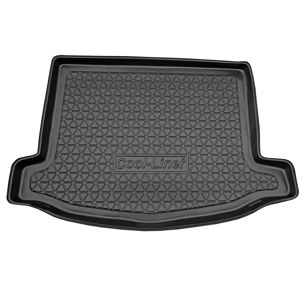 Boot mat Honda Civic VIII 2005-2011 5-door hatchback Cool Liner anti slip PE/TPE rubber