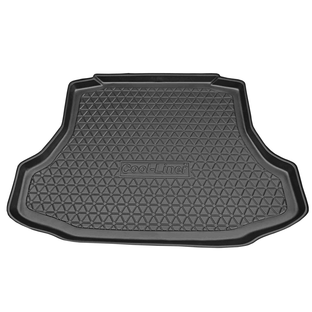 Boot mat Honda Civic VIII 2005-2011 4-door saloon Cool Liner anti slip PE/TPE rubber