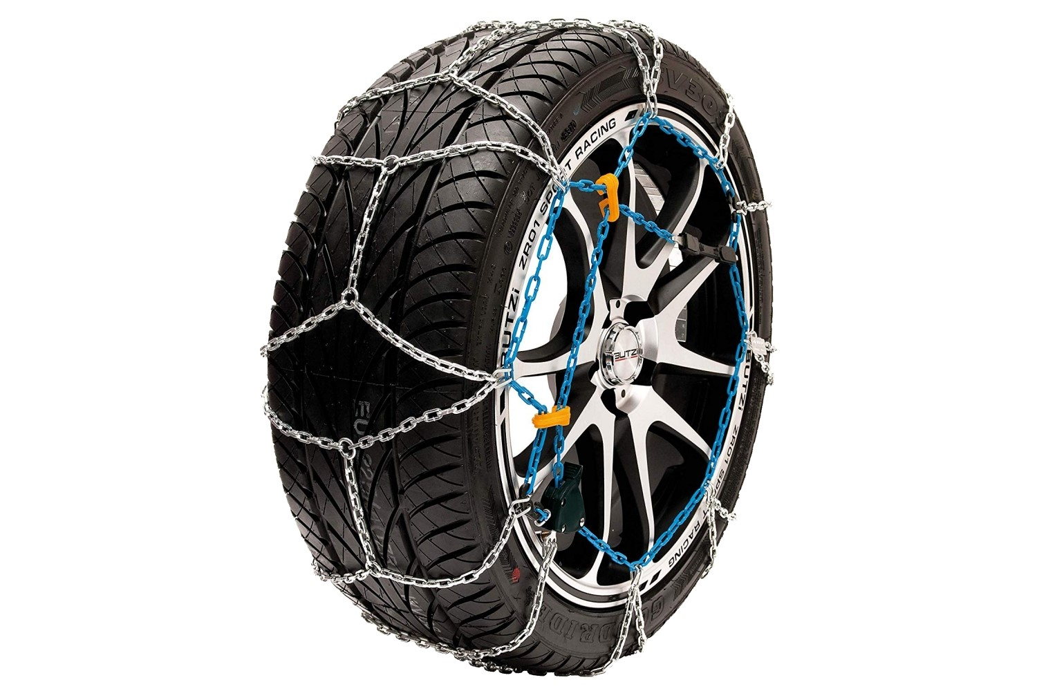 Snow Chains Husky Butzi 100 2 pieces - 245/45 R16