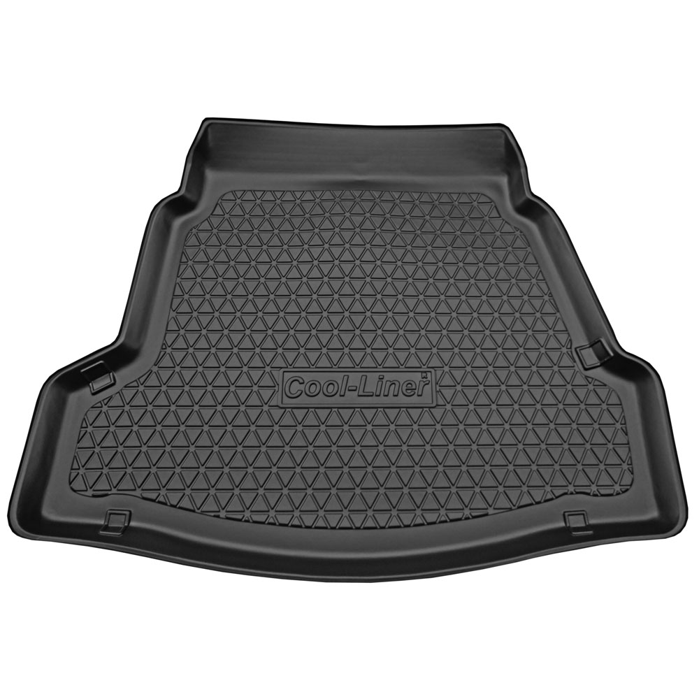 Boot mat Hyundai i40 2011-present 4-door saloon Cool Liner anti slip PE/TPE rubber