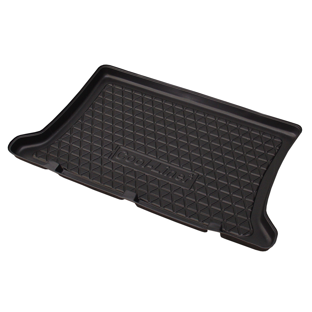 Boot mat Hyundai Matrix 2001-2009 Cool Liner anti slip PE/TPE rubber