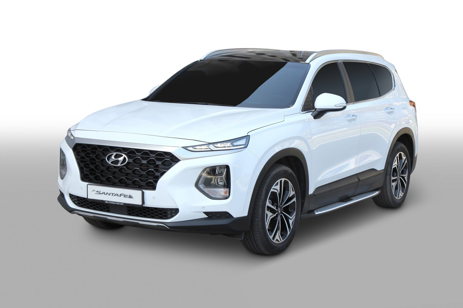 Side steps Hyundai Santa Fe (TM) 2018-present