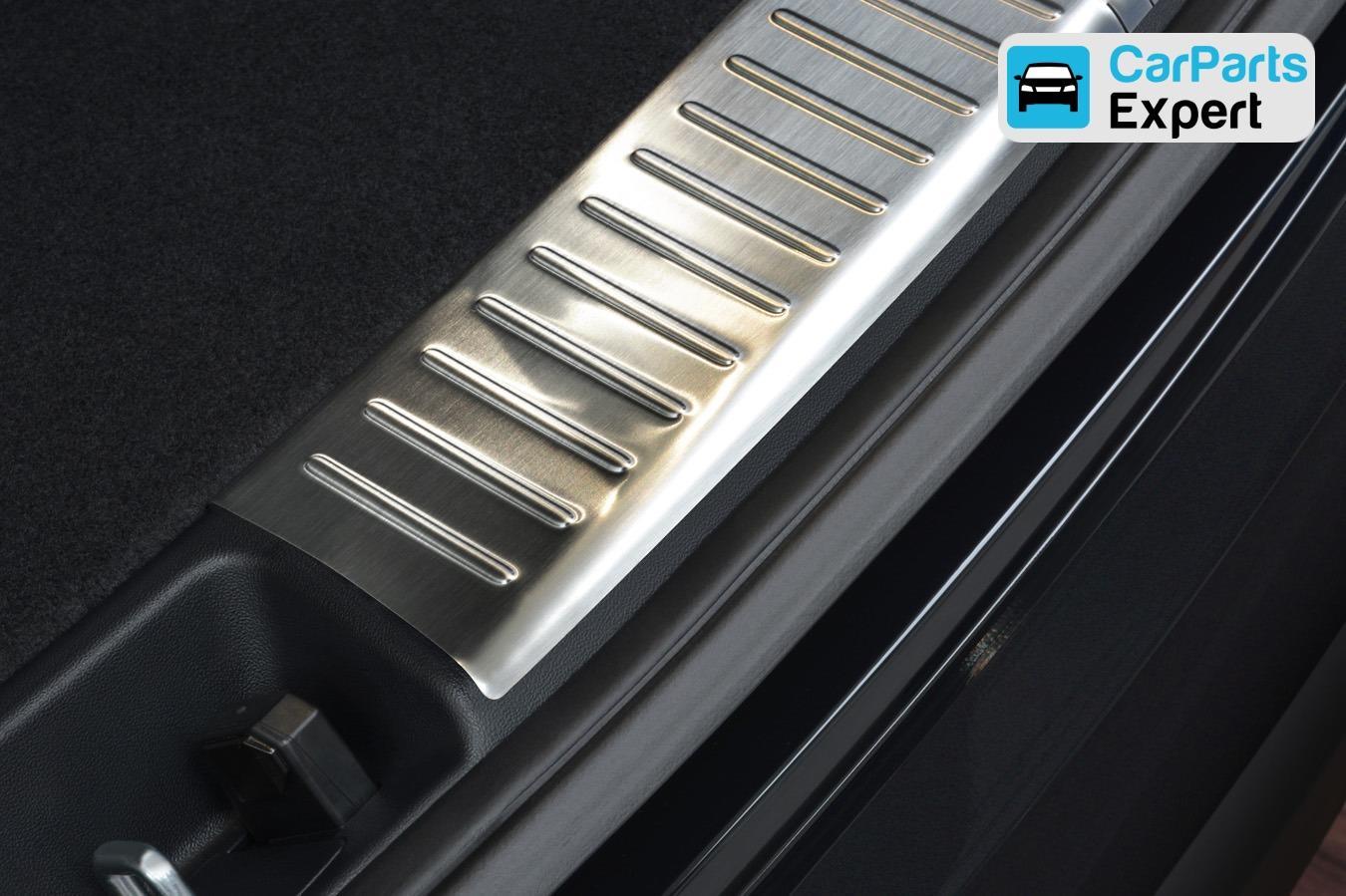 ix35 2010 2015 hyundai ix35 lm 2010 2015 protection de seuil de coffre int rieur acier inox. Black Bedroom Furniture Sets. Home Design Ideas