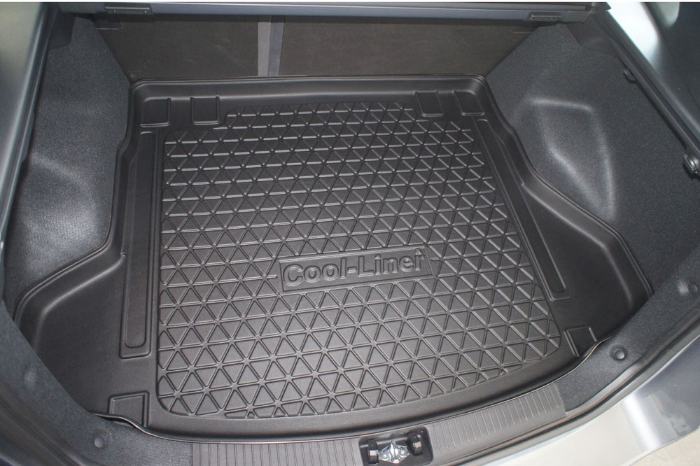 Boot mat Hyundai i30 (GD) 2012-2017 wagon Cool Liner anti slip PE/TPE rubber