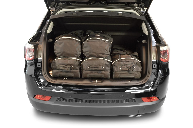 jeep compass mp sacs de voyage pour voiture car parts expert. Black Bedroom Furniture Sets. Home Design Ideas