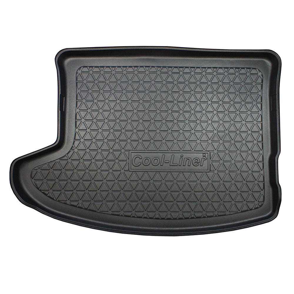 Boot mat Jeep Compass (MK49) - Patriot (MK74) 2006-2017 Cool Liner anti slip PE/TPE rubber