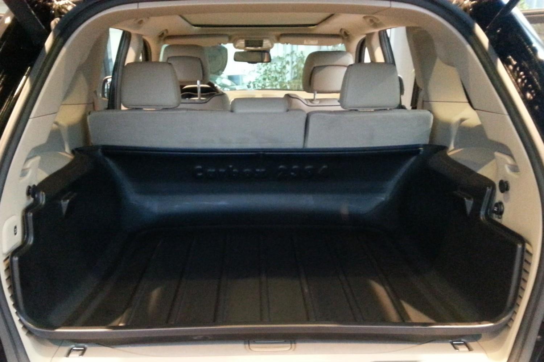 Kofferraumwanne Antirutsch für Jeep Grand Cherokee 4 IV WK2 2010