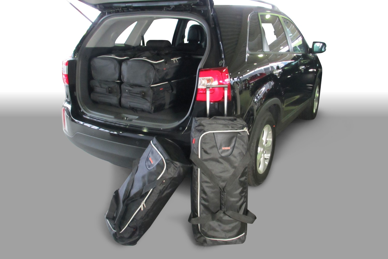 Car-Bags Kia Sportage II (JE) 2004-2010 Car-Bags Set De Sacs De Voyage K10901S GhpFVQu