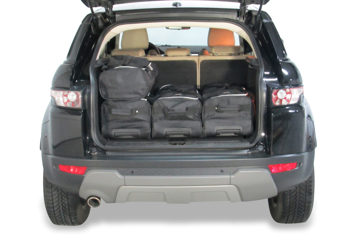 range rover evoque 2011 heden range rover evoque l538 2011 heden car bags reistassenset. Black Bedroom Furniture Sets. Home Design Ideas