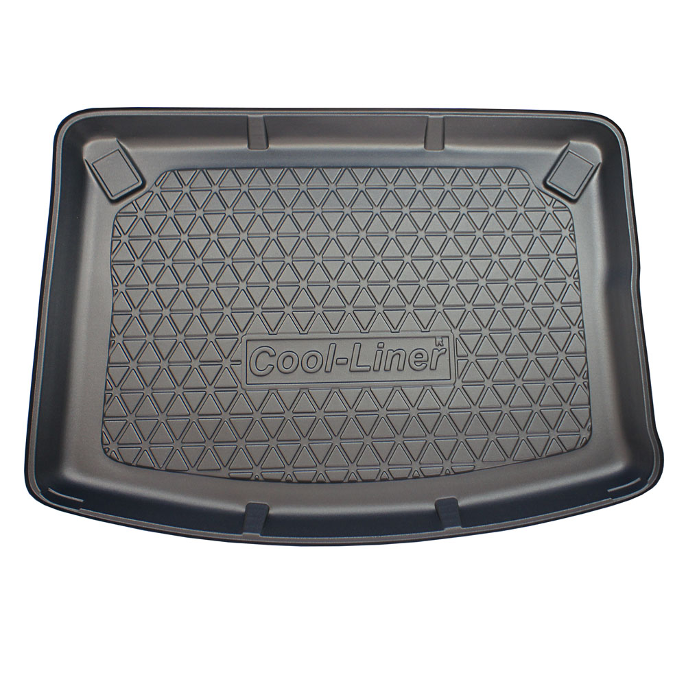 Boot mat Lancia Delta III 2008-2014 5-door hatchback Cool Liner anti slip PE/TPE rubber