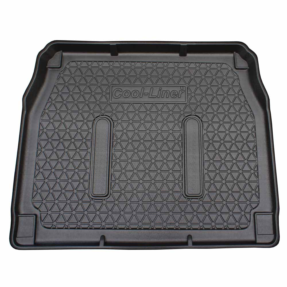 Boot mat Land Rover Discovery 2 1998-2004 Cool Liner anti slip PE/TPE rubber