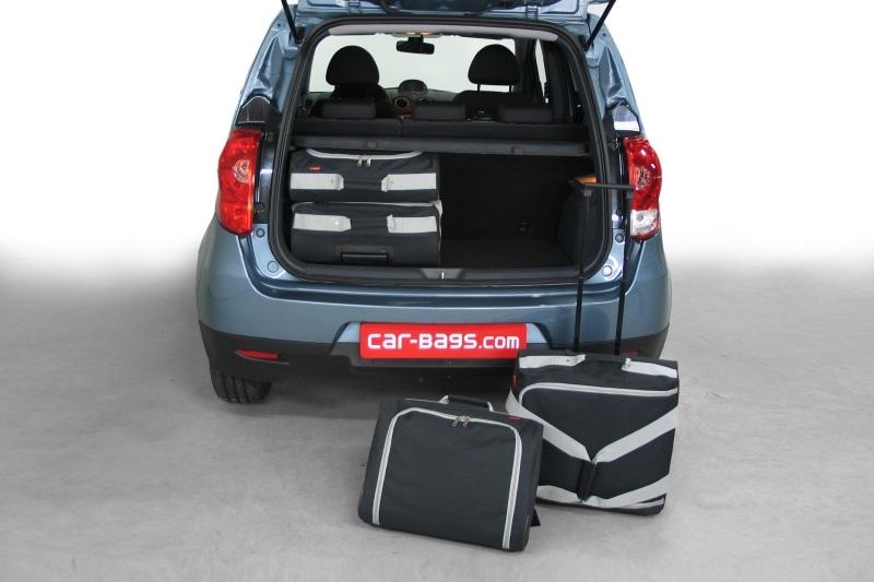 Car-Bags Nissan Qashqai (J10) 2007-2013 Car-Bags Set De Sacs De Voyage N10101S Ln11FhVxYf
