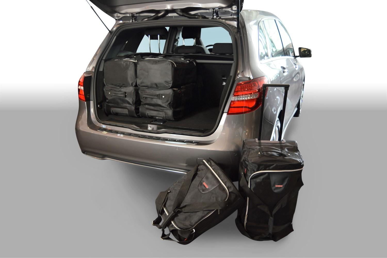 mercedes b-klasse (w246) car travel bags | car parts expert