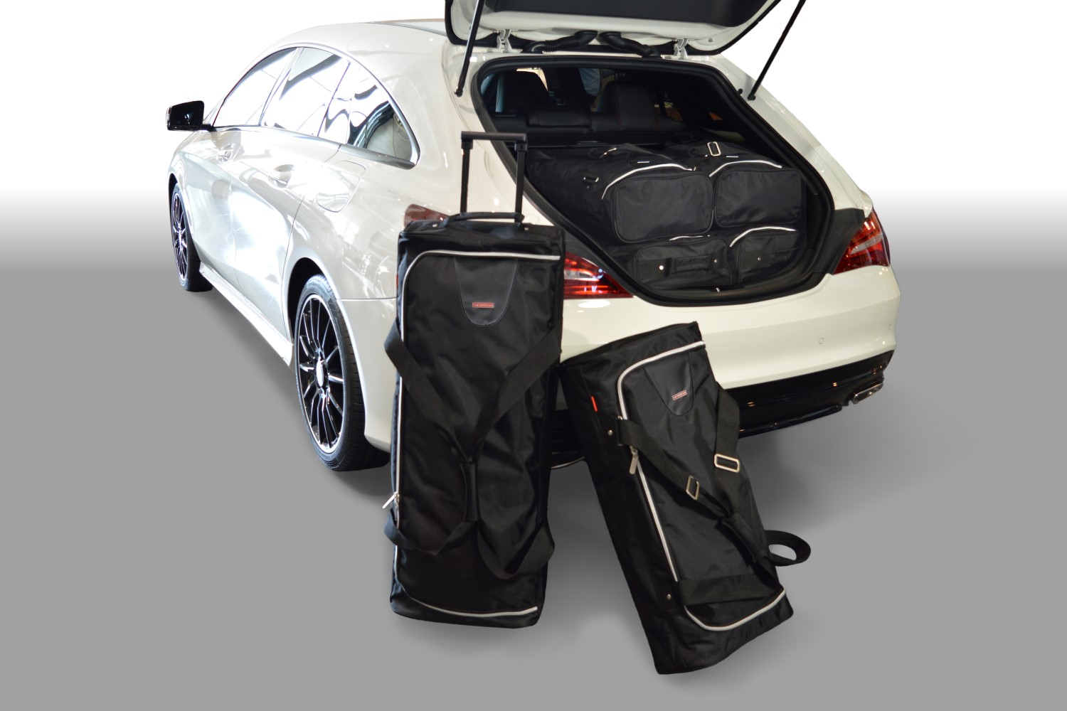 Mercedes Cla Shooting Brake X117 Car Travel Bags Car Parts Expert