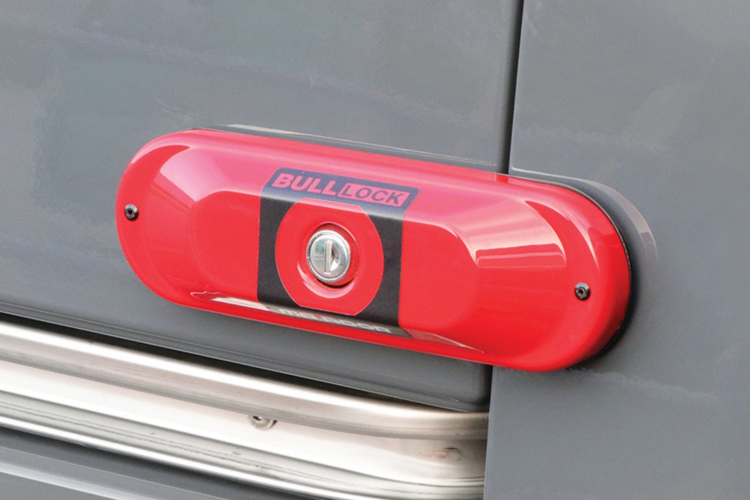 Van security lock side door Renault Master II 1997-2010 Matador Bull-Lock Oval