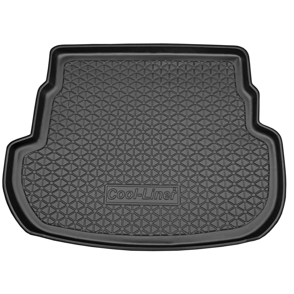 Boot mat Mazda6 (GG) 2002-2008 wagon Cool Liner anti slip PE/TPE rubber