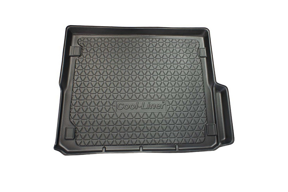Boot mat Mercedes-Benz E-Class estate (S211) 2002-2009 Cool Liner anti slip PE/TPE rubber