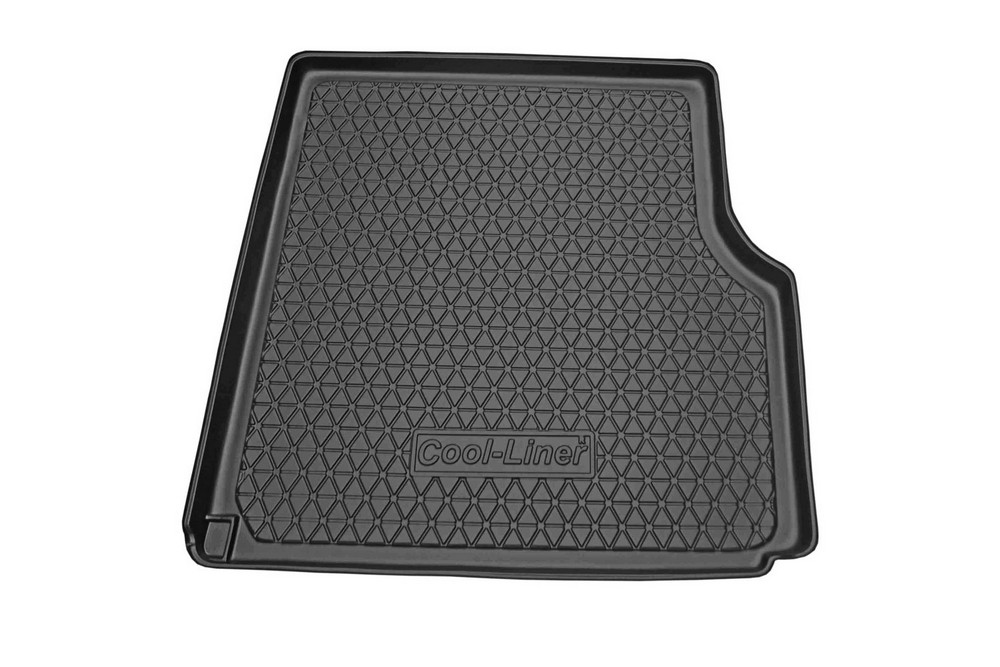Boot mat Mercedes-Benz E-Class estate (S124) 1986-1996 Cool Liner anti slip PE/TPE rubber