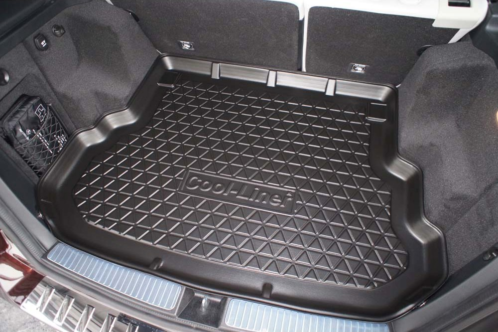 Kofferbakmat Mercedes-Benz GLK (X204) 2008-2015 Cool Liner anti-slip PE/TPE rubber