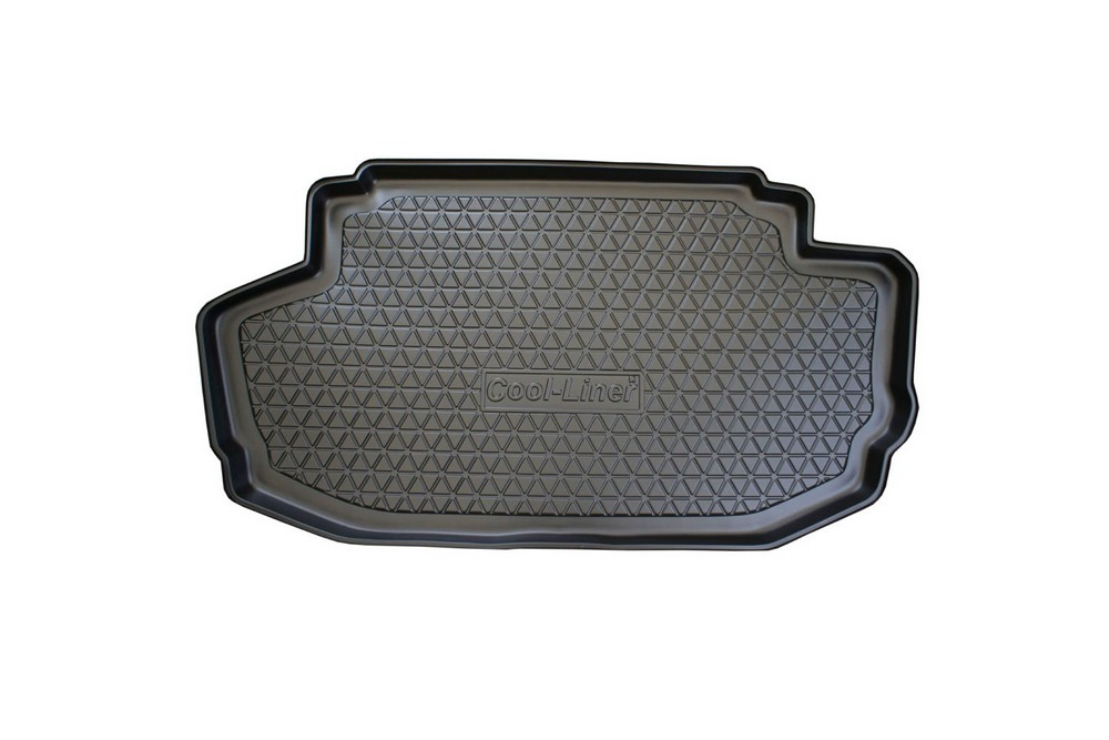 Boot mat Mercedes-Benz S-Class (W220) 1998-2005 4-door saloon Cool Liner anti slip PE/TPE rubber