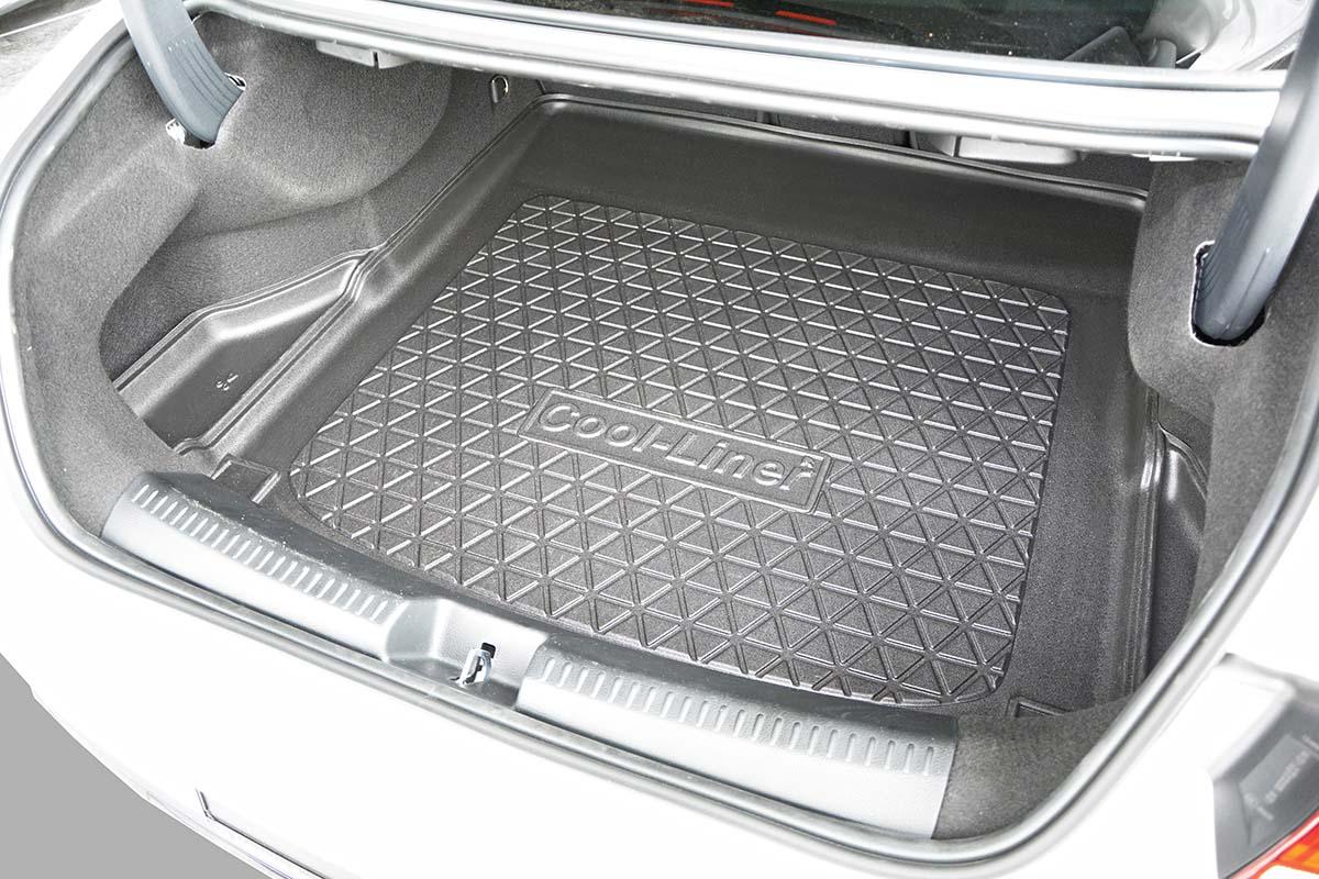 Gummi-Kofferraumwanne Kofferraummatte für Mercedes CLA II C118 ab 2019