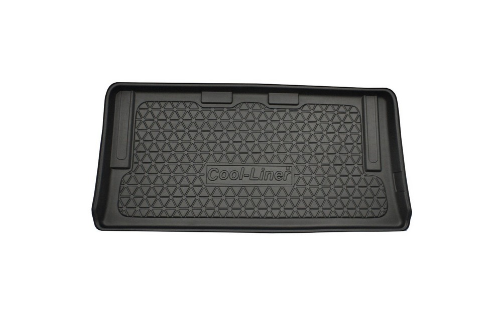 Boot mat Mercedes-Benz E-Class (W211) 2002-2009 4-door saloon Cool Liner anti slip PE/TPE rubber