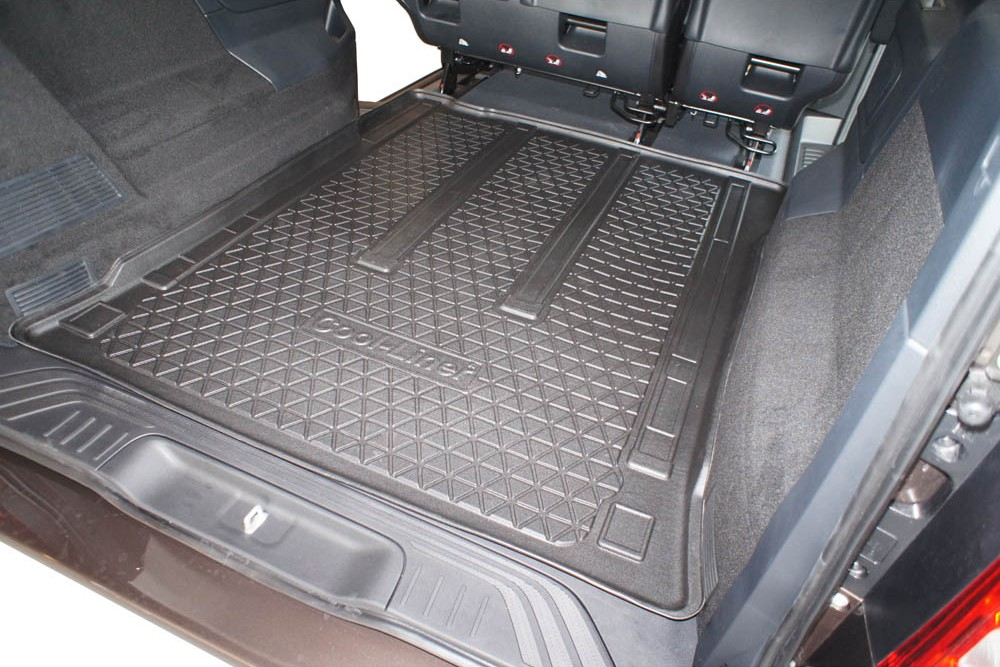 Mercedes-Benz Vito / V-Class (W447) 2014- trunk mat anti slip PE/TPE (MB9VITM)