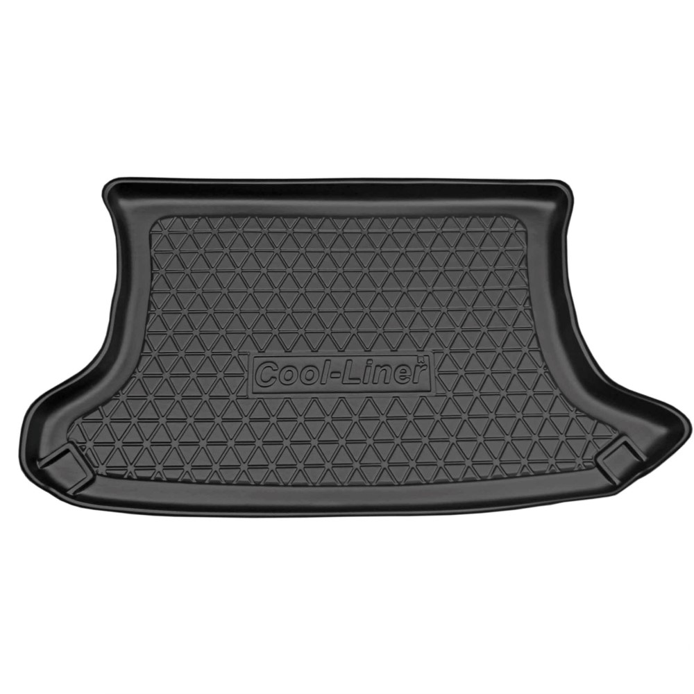 Boot mat Mitsubishi Space Star I 1998-2005 Cool Liner anti slip PE/TPE rubber
