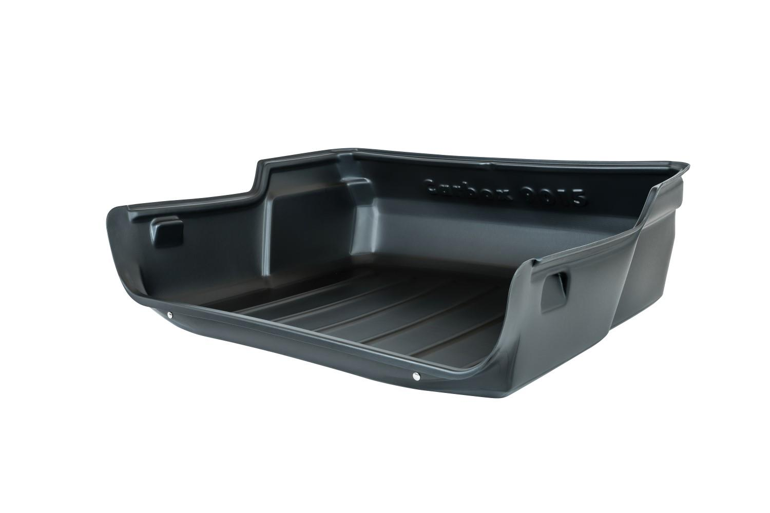Mitsubishi Outlander III 2012-> Carbox Classic high sided boot liner (MIT3OUCC) (1)