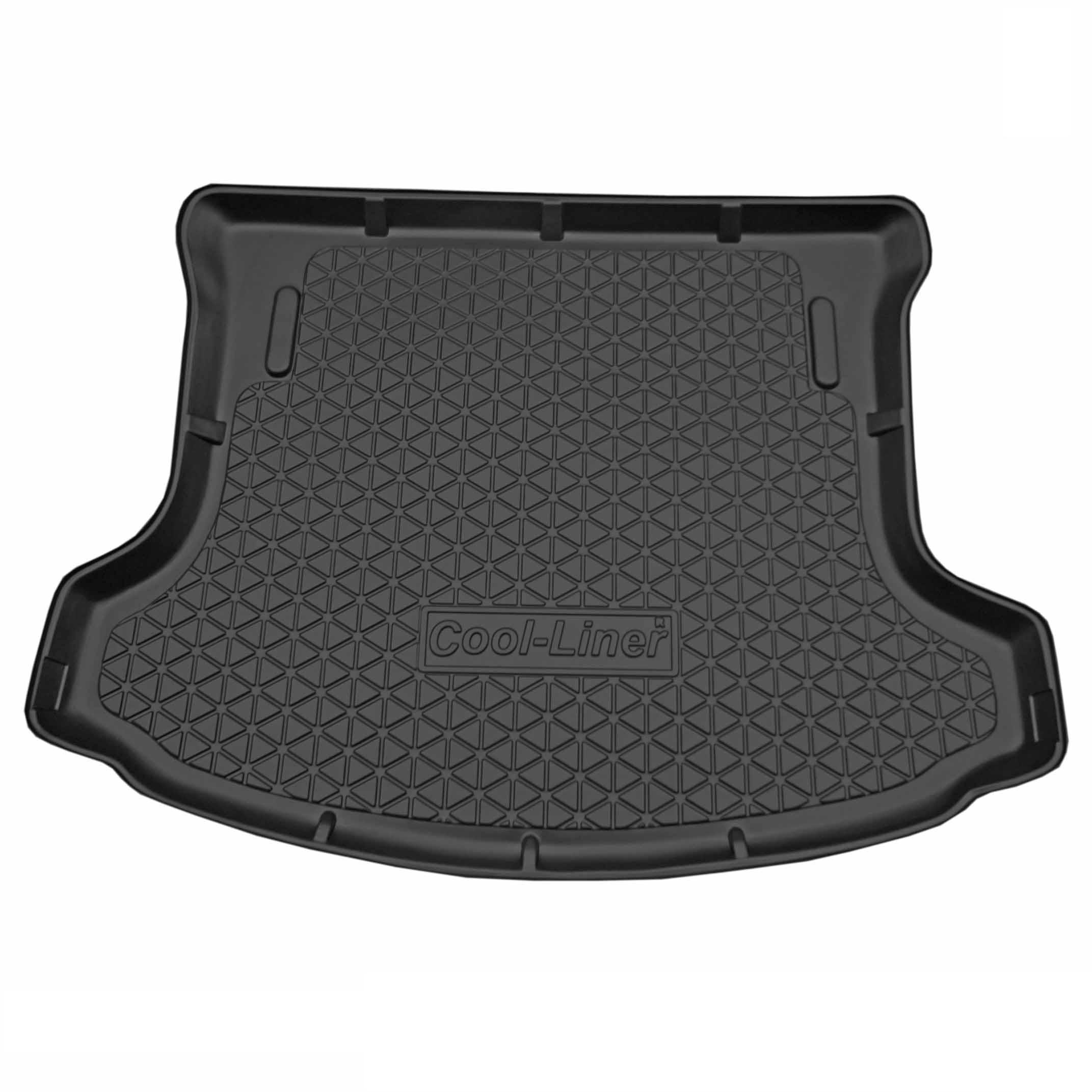 Floor mats nissan qashqai - 7 Seats