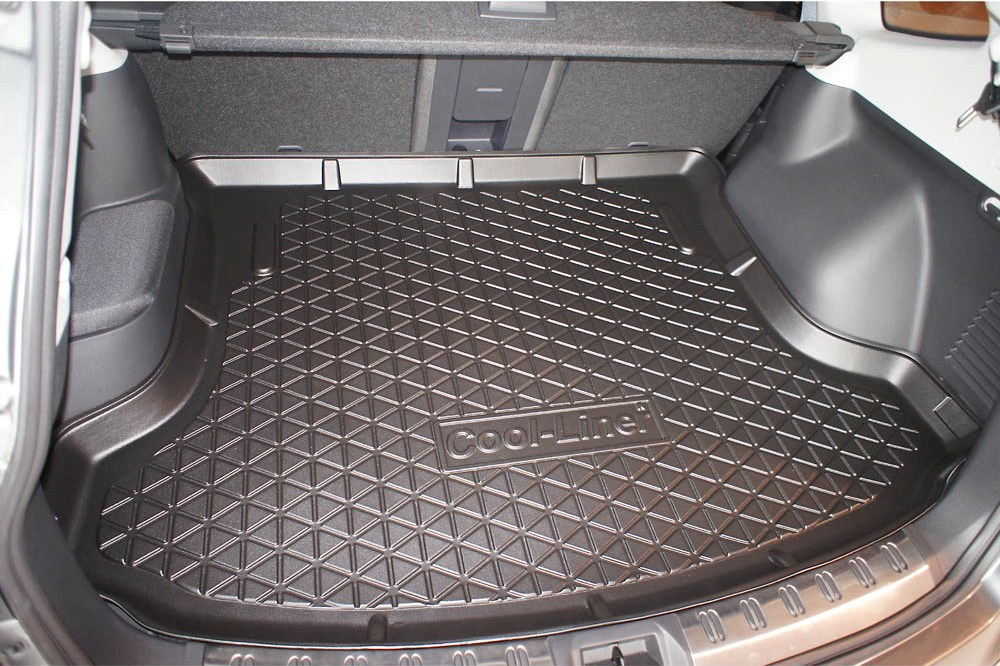 Nissan Qashqai 2 J10 Tapis De Coffre Car Parts Expert