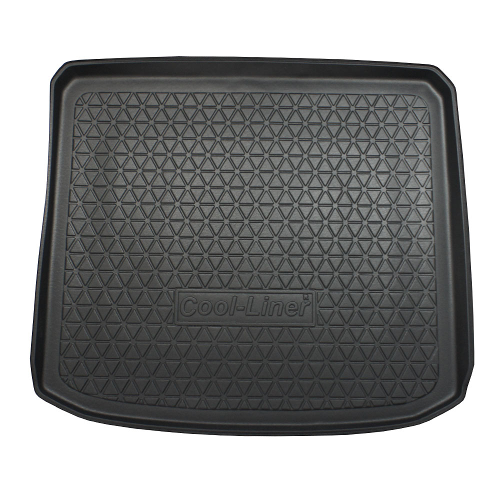 Boot mat Nissan X-Trail II (T31) 2007-2013 Cool Liner anti slip PE/TPE rubber
