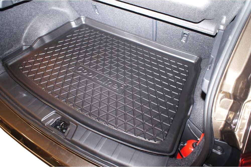 Tapis protection de coffre Nissan qashqai