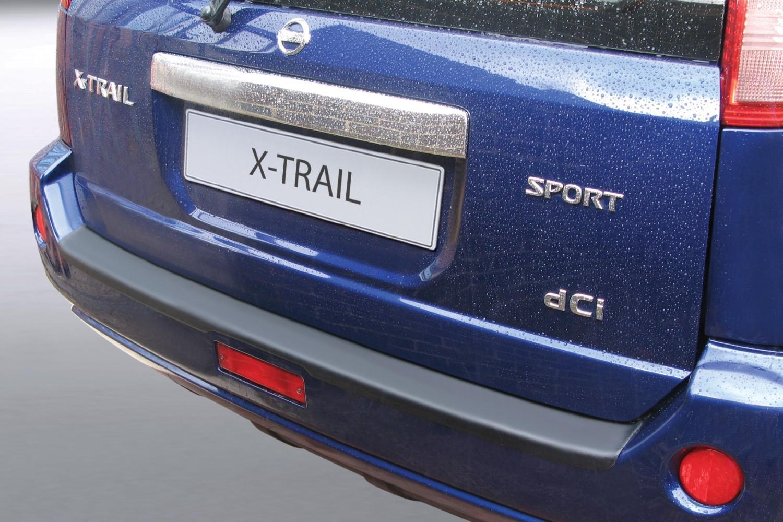 Nissan Garage Waalwijk : Nissan trail i t bumper protector black car parts expert