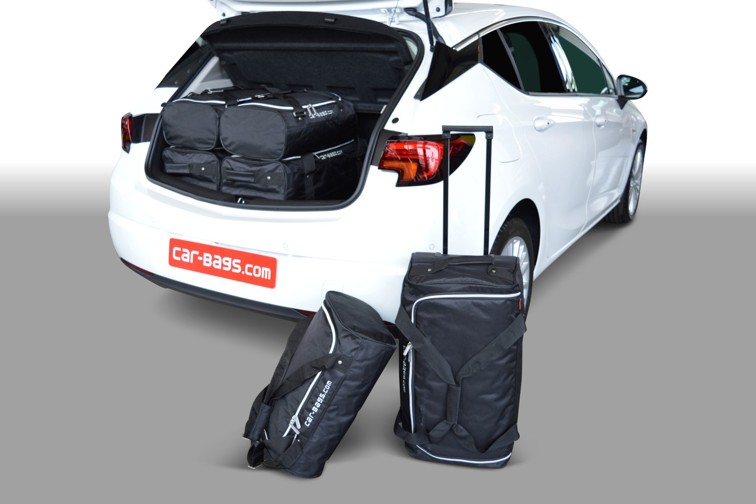 Opel Astra K 2015 Car Bags Set
