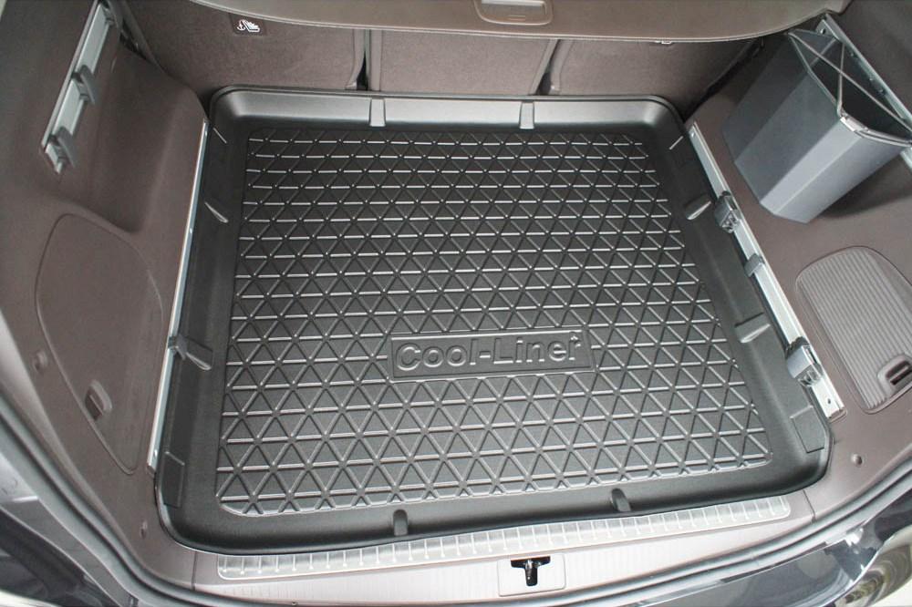 Tapis de protection pour coffre Opel Zafira Tourer