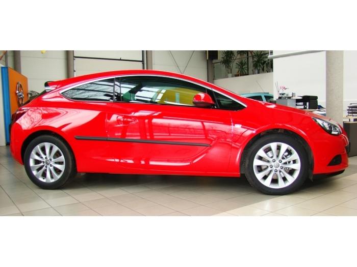 Set Car Shades Opel Astra J 3 doors 2011