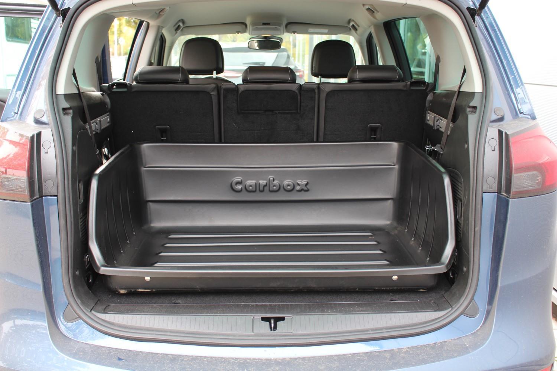 kofferraumwanne carbox yoursize opel zafira tourer c cpe. Black Bedroom Furniture Sets. Home Design Ideas