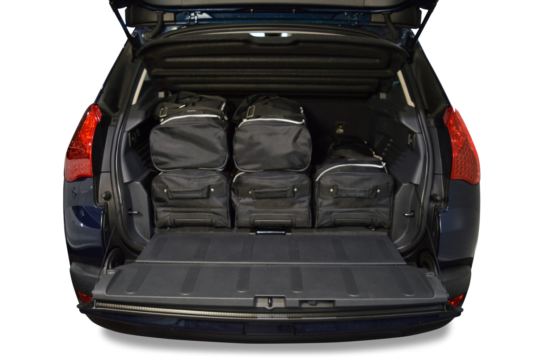 peugeot 3008 car travel bags car parts expert. Black Bedroom Furniture Sets. Home Design Ideas