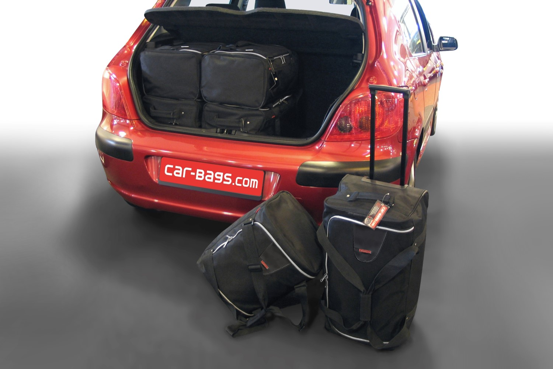 Car-Bags Opel Mokka / Mokka X 2012-présent Car-Bags Set De Sacs De Voyage O11001S DVFjh6y