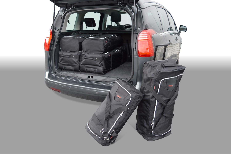 Car-Bags Peugeot 308 II SW 2013-présent Car-Bags Set De Sacs De Voyage P11001S O65QtCJ
