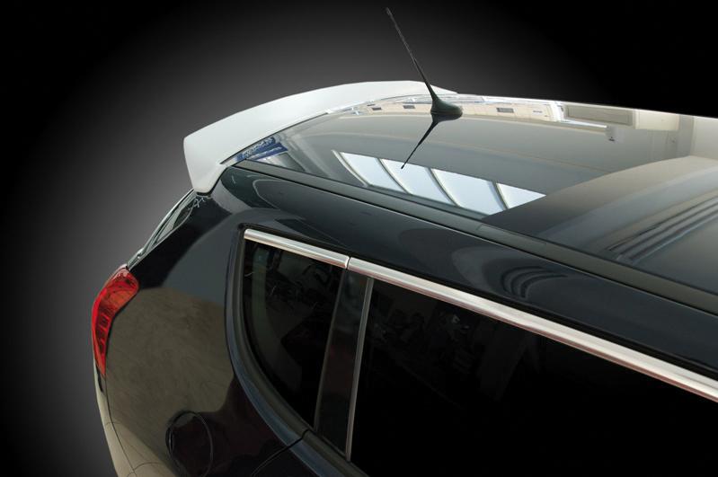 3008 2009 2016 peugeot 3008 2009 2016 5 portes bicorps becquet de toit. Black Bedroom Furniture Sets. Home Design Ideas