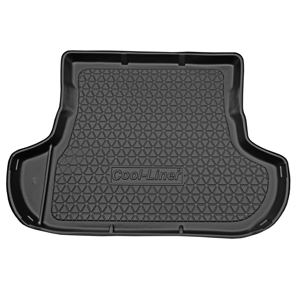 Boot mat Peugeot 4007 2007-2012 Cool Liner anti slip PE/TPE rubber