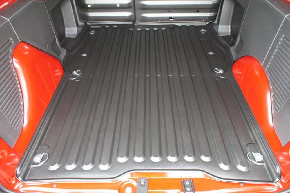 Peugeot Partner II (B9) 2008 2018 cargo space mat PE