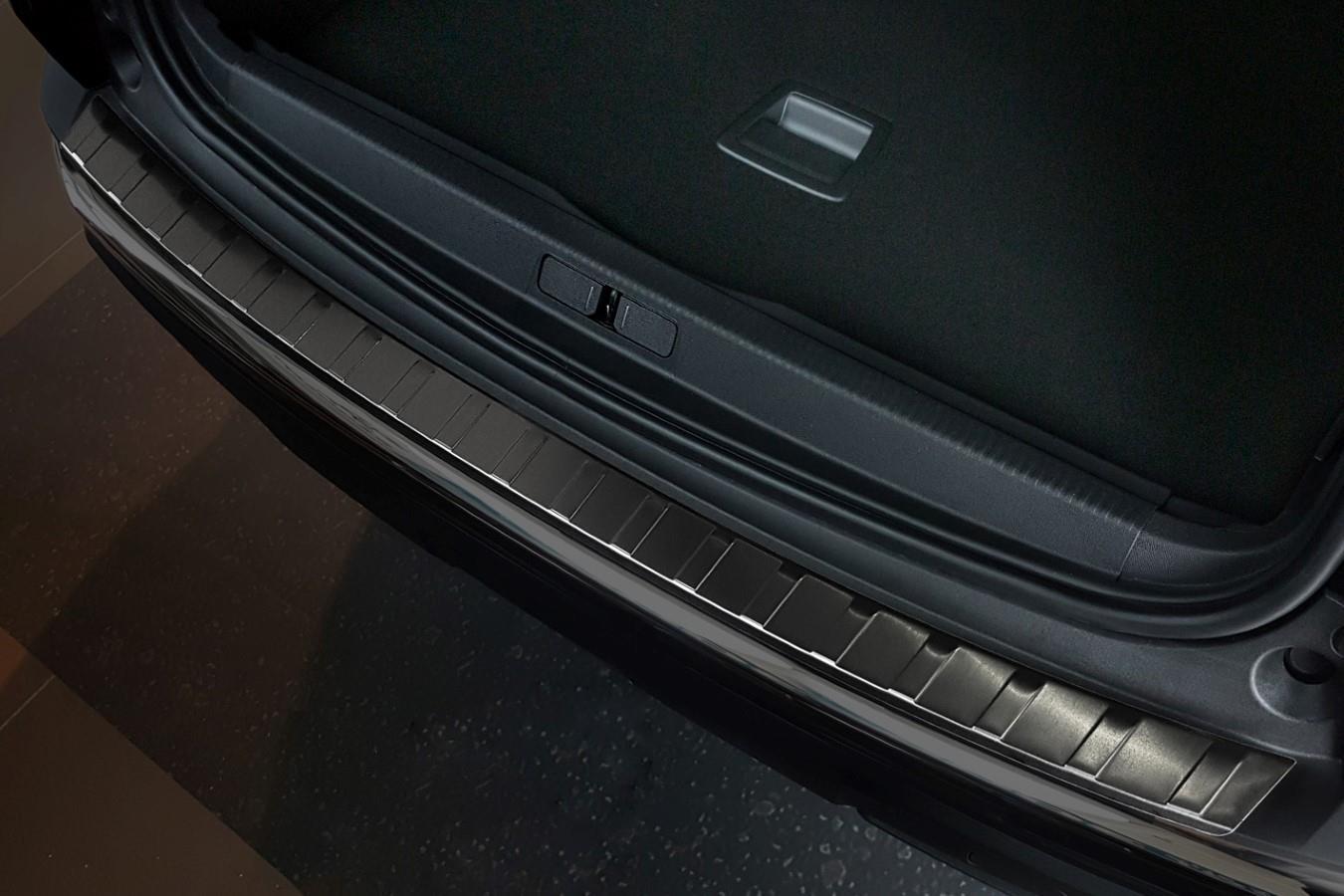 peugeot 3008 ii bumper protector v2a black car parts expert. Black Bedroom Furniture Sets. Home Design Ideas