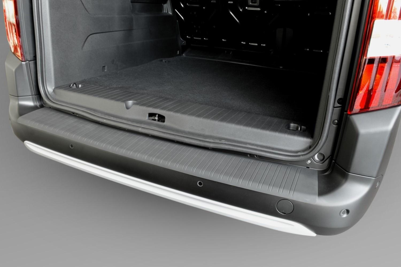 Exterior Car Part Names: Peugeot Rifter Bumper Protector PU