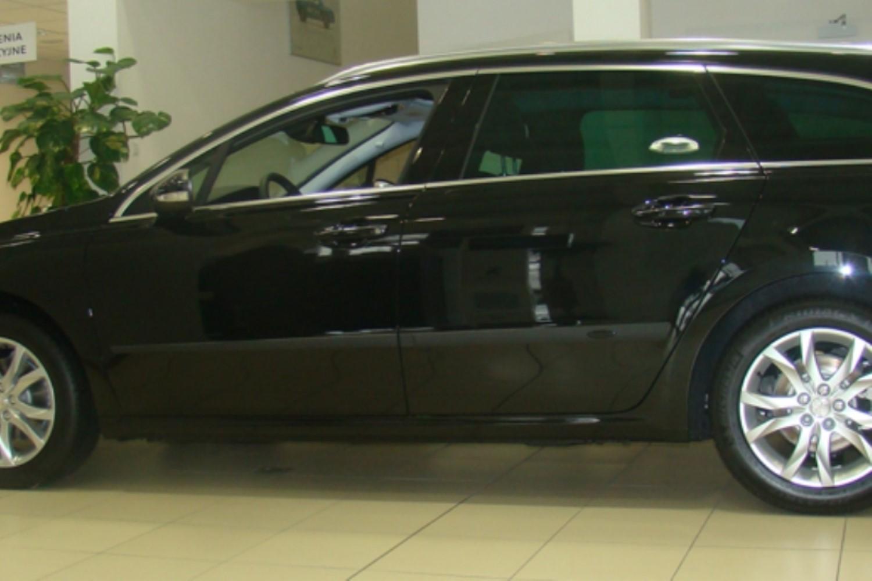 Peugeot 508 I SW 2011-2019 wagon door protector set