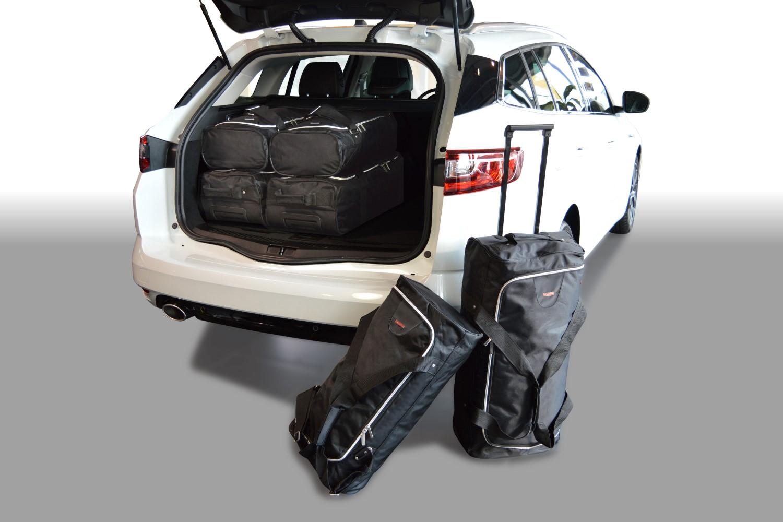Renault Mégane IV Estate 2016-present Car-Bags travel bags