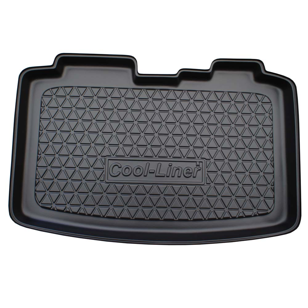 Boot mat Renault Grand Modus 2008-2012 5-door hatchback Cool Liner anti slip PE/TPE rubber