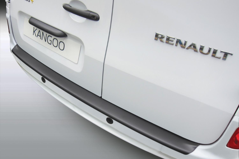 Pour Renault Kangoo II Seuils Lackschutz Film de Protection Carbone 3d 2227